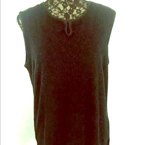 Terry Tunic Top Vest Cotton Rayon Blend  Canada